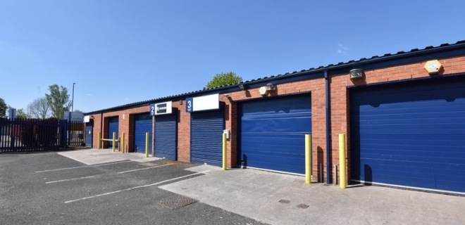 Cambridge Industrial Estate  - Industrial Estate To Let - Cambridge Industrial Estate, Salford